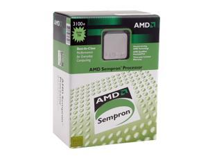 AMD Sempron 3100+ 1.8GHz Socket 754 Processor