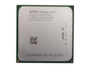 AMD Sempron 64 3100+ 1.8GHz Socket 754 Processor - OEM