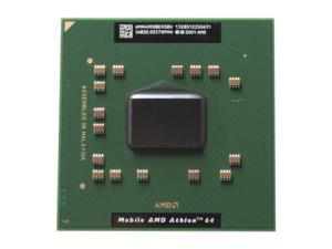 AMD Mobile Athlon 64 4000+ 2.6GHz Socket 754 AMN4000BKX5BU Processor - OEM