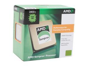 AMD Sempron 64 2800+ 1.6GHz Socket AM2 Processor