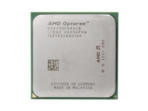 AMD Opteron 290 2.8GHz Socket 940 95W Dual-Core Server Processor - OEM