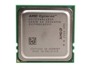 AMD Opteron 2352 2.1GHz Socket F 75W OS2352WAL4BGH Server Processor - OEM