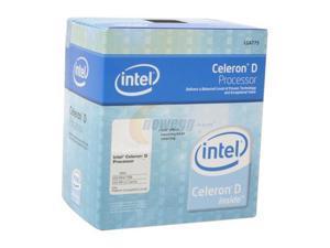 Intel Celeron D 347 3.06GHz LGA 775 BX80552347 Processor