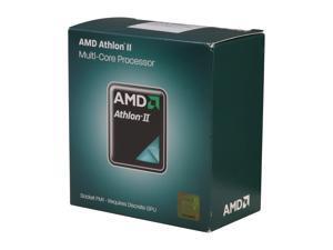 AMD Athlon II X4 641 2.8GHz Socket FM1 Desktop Processor