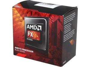 AMD FX-8320 Vishera 8-Core 3.5 GHz (4.0 GHz Turbo) Socket AM3+ 125W FD8320FRHKBOX Desktop Processor