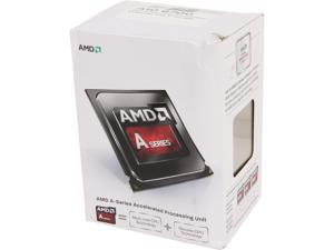 AMD A10-6700 Richland Quad-Core 3.7 GHz Socket FM2 65W AD6700OKHLBOX Desktop Processor AMD Radeon HD