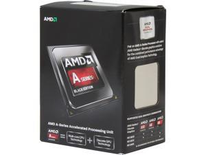 AMD A8-6600K 3.9GHz Socket FM2 AD660KWOHLBOX Desktop Processor - Black Edition