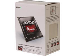 AMD A8-6500 3.5GHz Socket FM2 AD6500OKHLBOX Desktop Processor