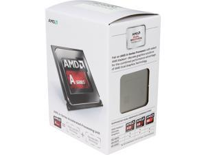 AMD A4-6300 Richland Dual-Core 3.7 GHz Socket FM2 65W AD6300OKHLBOX Desktop Processor AMD Radeon HD 8370D