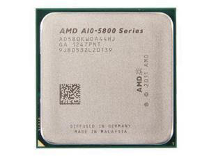 AMD A10-5800K Trinity Quad-Core 3.8 GHz Socket FM2 AD580KWOA44HJ Desktop Processor