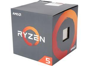 AMD RYZEN 5 1500X 4-Core 3.5 GHz (3.7 GHz Turbo) Socket AM4 65W YD150XBBAEBOX Desktop Processor