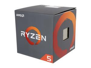 AMD RYZEN 5 1400 4-Core 3.2 GHz (3.4 GHz Turbo) Socket AM4 65W YD1400BBAEBOX Desktop Processor