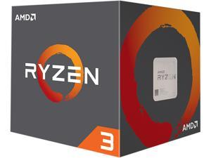 AMD RYZEN 3 1300X 4-Core 3.5 GHz (3.7 GHz Turbo) Socket AM4 65W YD130XBBAEBOX Desktop Processor