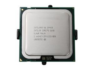 Intel Core 2 Quad Q9450 2.66GHz LGA 775 Processor - OEM
