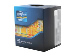 Intel Xeon E3-1270 3.4GHz LGA 1155 80W BX80623E31270 Server Processor