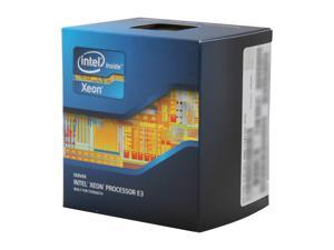 Intel Xeon E3-1240 3.3GHz LGA 1155 80W Quad-Core Server Processor