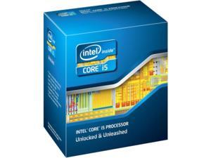 Intel Core i5-2320 Sandy Bridge Quad-Core 3.0GHz (3.3GHz Turbo Boost) LGA 1155 95W Desktop Processor Intel HD Graphics 2000 ...