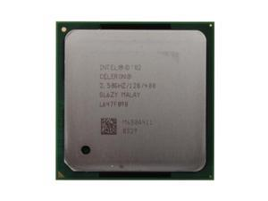 Intel Celeron 2.5 2.5GHz Socket 478 Processor - OEM
