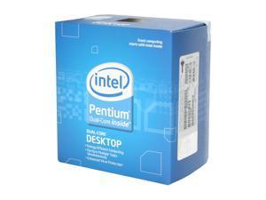 Intel Pentium E2180 2.0GHz LGA 775 BX80557E2180 Processor