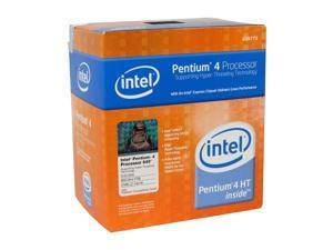 Intel Pentium 4 640 3.2GHz LGA 775 BX80547PG3200F Processor