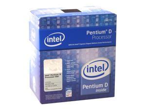 Intel Pentium D 950 3.4GHz LGA 775 Processor