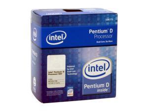 Intel Pentium D 925 3.0GHz LGA 775 BX80553925 Processor
