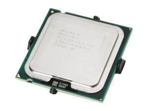 Intel Pentium D 915 2.8 GHz LGA 775 HH80553PG0724MN Processor - OEM