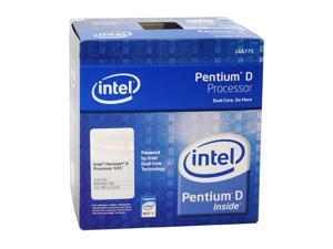 Intel Pentium D 935 3.2GHz LGA 775 BX80553935 Processor