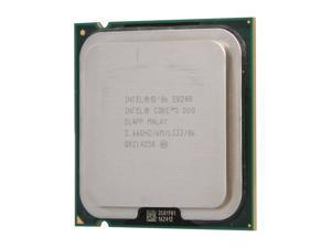Intel Core 2 Duo E8200 2.66GHz LGA 775 Desktop Processor