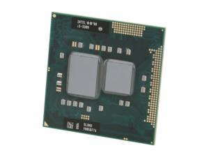 Intel Core i3-330M 2.13GHz Socket G1 35W Mobile Processor