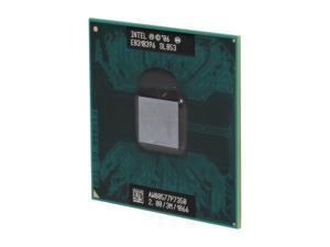 Intel Core 2 Duo P7350 Penryn 2.0GHz Socket P 25W Dual-Core Mobile Processor Model P7350 (SLB53)