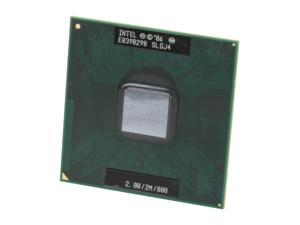 Intel Core 2 Duo T6400 2.0GHz Socket P 35W T6400 (SLGJ4) Mobile Processor
