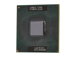 Intel Pentium Dual-Core T2330 1.6GHz Socket P 35W Mobile Processor