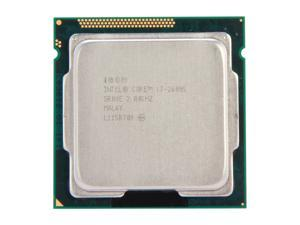 Intel Core i7-2600S 2.8GHz (3.8GHz Turbo Boost) LGA 1155 SR00E Desktop Processor
