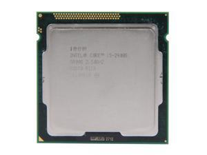 Intel Core i5-2400S 2.5GHz (3.3GHz Turbo Boost) LGA 1155 Desktop Processor