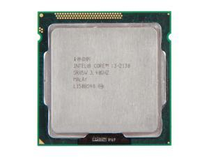 Intel Core i3-2130 3.4GHz LGA 1155 SR05W Desktop Processor