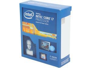 Intel Core i7-4820K Ivy Bridge-E Quad-Core 3.7GHz (Turbo 3.9GHz) LGA 2011 130W BX80633i74820K Desktop Processor