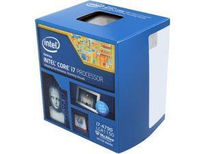 Intel Core i7-4790 Haswell Quad-Core 3.6 GHz LGA 1150 84W BX80646I74790 Desktop Processor Intel HD Graphics 4600