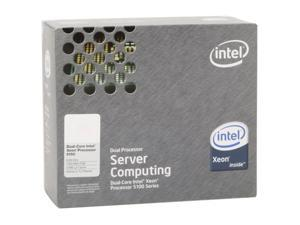 Intel Xeon 5150 2.66GHz LGA 771 40W Active or 1U Processor