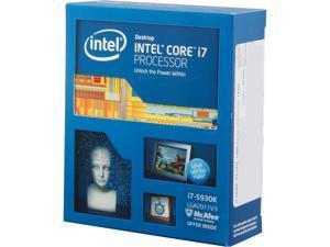 CPU INTEL|CORE I7 5930K 3.5G 15M R Configurator