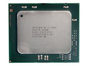 Xeon E7-4860 2.267 GHz LGA 1567 130W SLC3S Server Processor