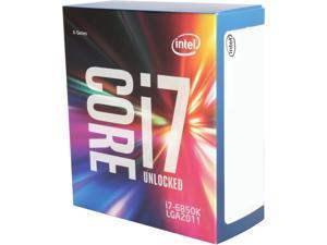 CPU INTEL|CORE I7 6850K 15M 3.6G Configurator