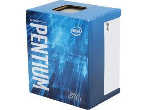 Intel G4600 Kaby Lake Dual-Core 3.6 GHz LGA 1151 51W BX80677G4600 Desktop Processor Intel HD Graphics 630