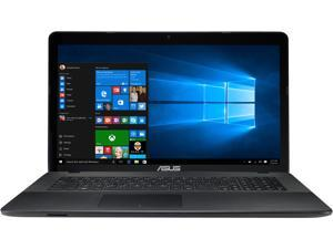 "ASUS Laptop X751NA-DS21Q Intel Pentium N4200 (1.1 GHz) 8 GB Memory 1 TB HDD Intel HD Graphics 505 17.3"" Windows 10 Home 64-Bit"