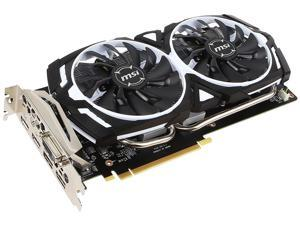MSI Video Card GTX 1060 6G OCV1 6GB GDDR5 192Bit PCI Express HDMI/ Dual-link DVI-D / DisplayPort Retail