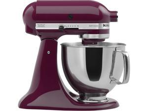 KitchenAid KSM150PSBY  Artisan Stand Mixer with Pouring Shield, 5 Quarts, Boysenberry