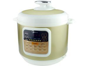 Midea 7-in-1 6 Qt. Programmable Cooking Pot & Pressure Cooker MYCS6002W