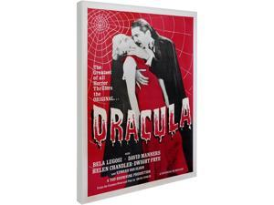 Trademark Fine Art ALI0229-C1624GG Vintage Apple Collection - Dracula - Canvas A