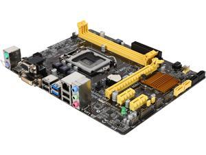 ASUS H81M-A/C/SI LGA 1150 Intel H81 HDMI SATA 6Gb/s USB 3.0 Micro ATX Motherboard