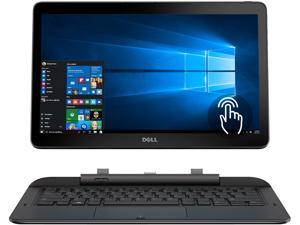 "Dell Latitude 13 7000 7350 GVY32 Intel Core M 5Y71 (1.20 GHz) 4 GB Memory 128 GB SSD 13.3"" Touchscreen 1920 x 1080 2-in-1 Laptop Windows 10 Pro 64-Bit"